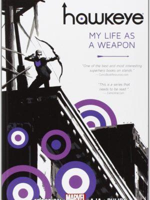 Hawkeye - My life as a weapon