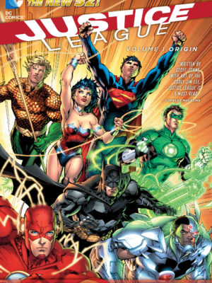 Justice League - Origin