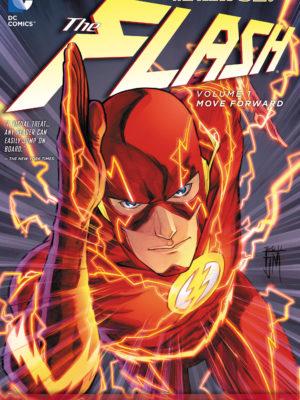 The Flash Move Forward v1