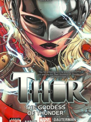 Thor the Goddess of Thunder Vol 1