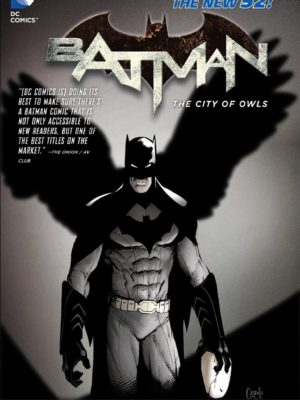 Batman The City of Owls (The New 52)
