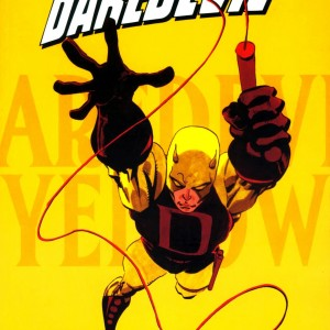 Daredevil Legends Volume 1 Yellow