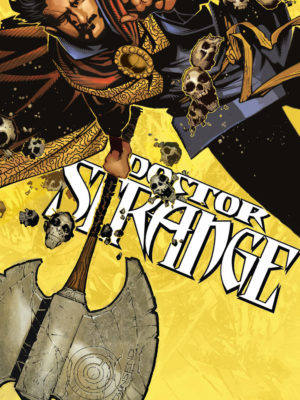 Doctor Strange Volume 1 The Way of the Weird