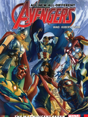 All-New, All-Different Avengers v1