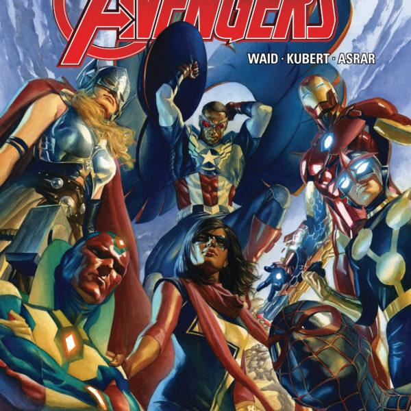 All-New, All-Different Avengers v1