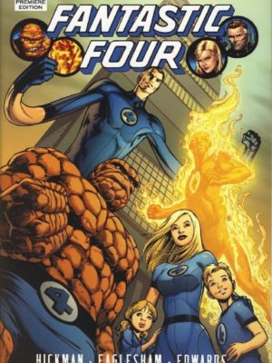 Fantastic-Four-by-Hickman-vol-1