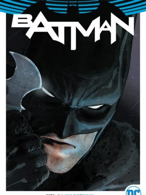 Batman Vol. 1 - I am Gotham (DC Rebirth)