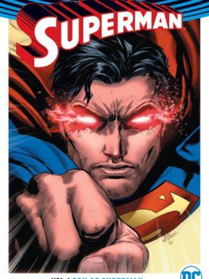 Superman Vol. 1 - Son of Superman (DC Rebirth)