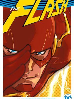 The Flash Volume 1 - Lightning Strikes Twice (DC Rebirth)